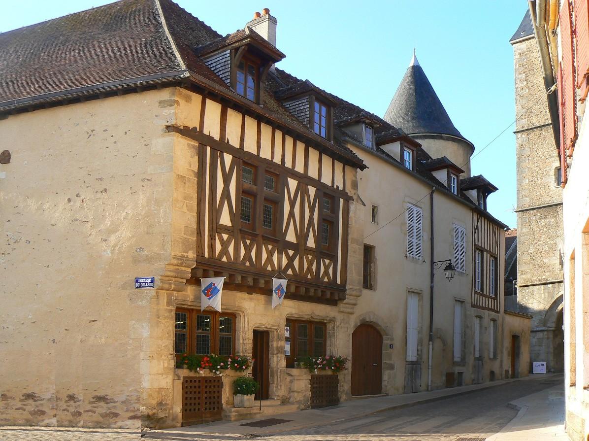 Avallonnais porte du morvan r gion d 39 avallon visite - Office du tourisme de peisey vallandry ...