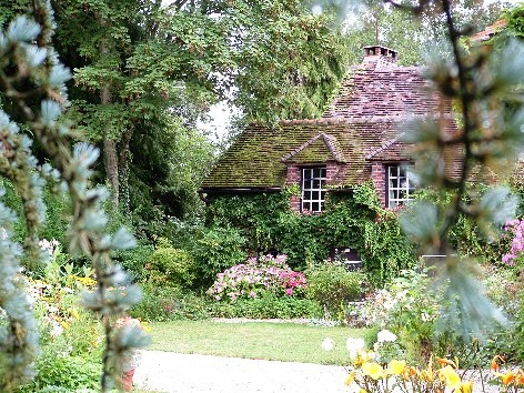 Le jardin priv de masbrouck for Jardins de france a visiter